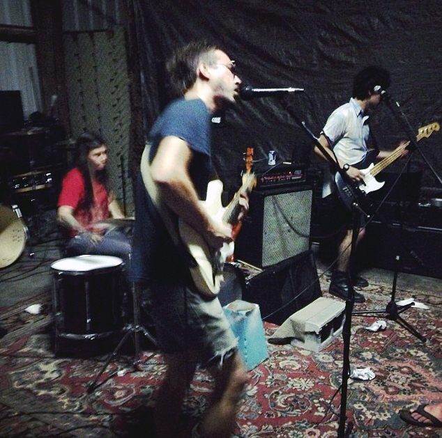 Holographic Teeth, Bands, Gainesville Music, Gainesville Florida Bands,
